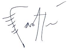 Mr. Fastfinger signature